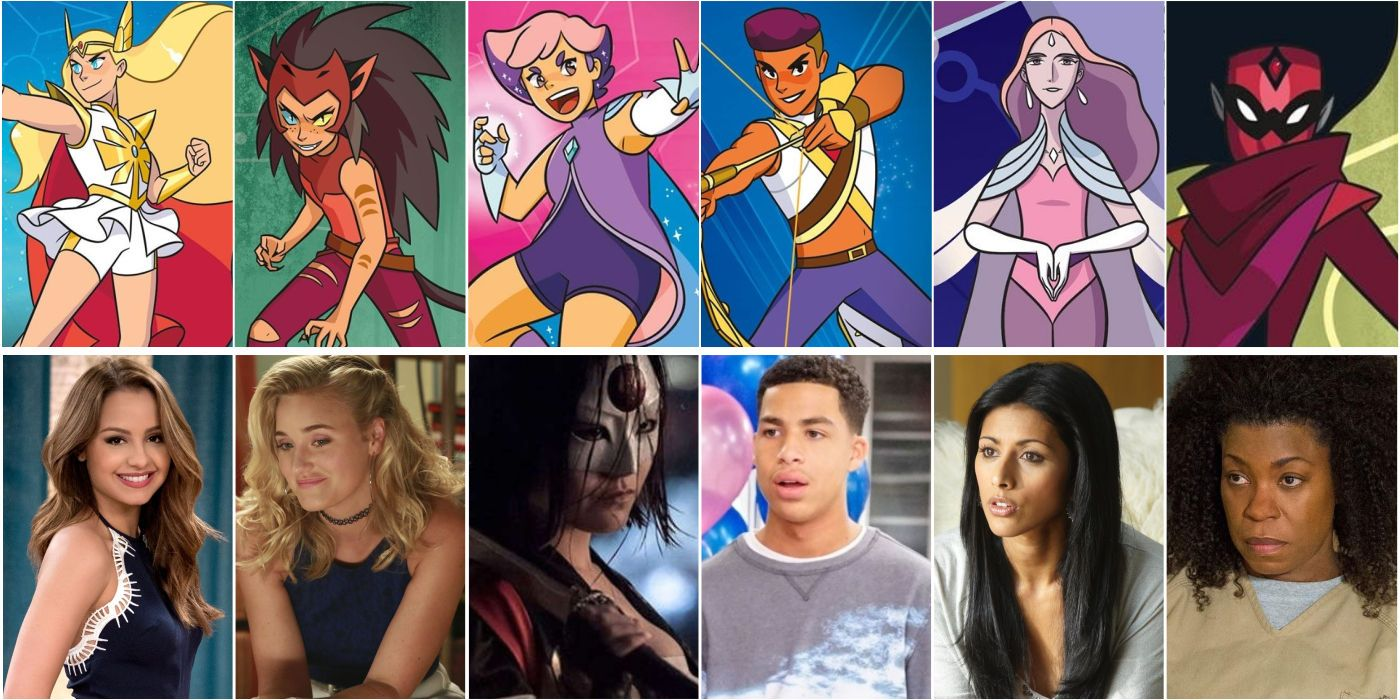 She Ra And The Princesses Of Power Voice Cast Character Guide