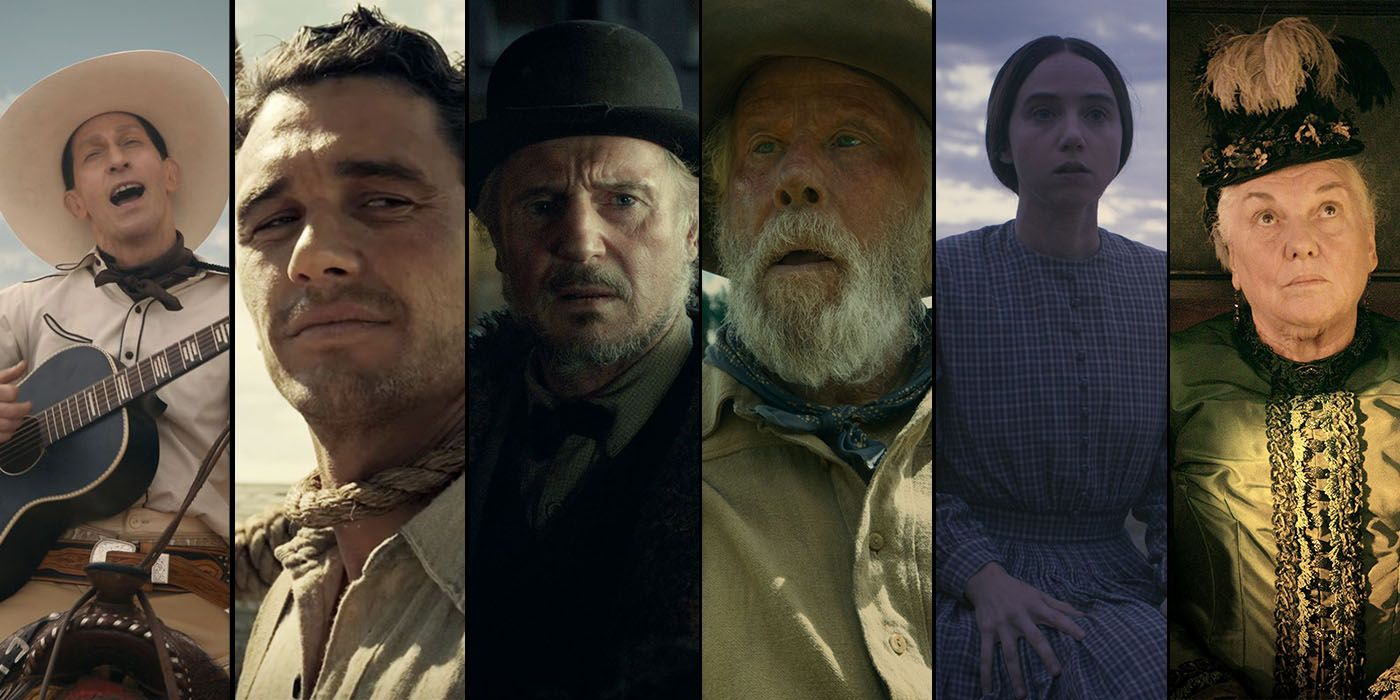 Image result for buster scruggs