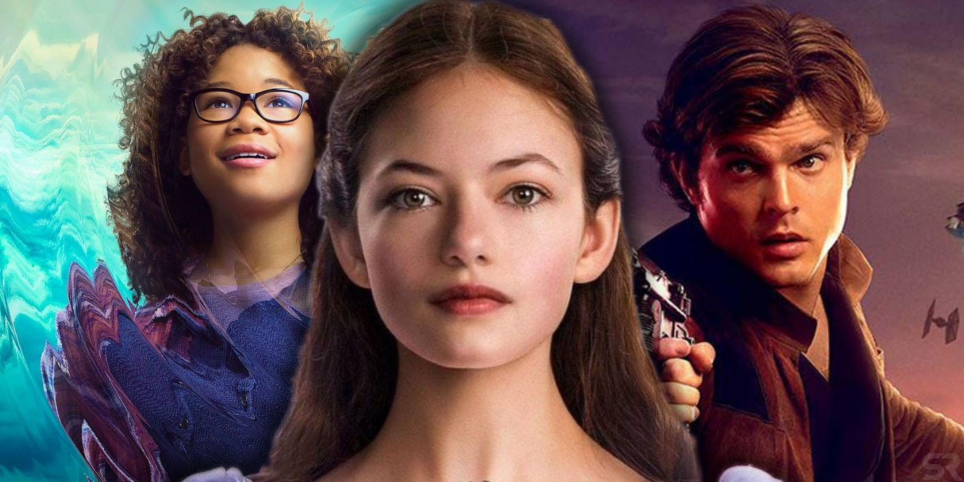 Nutcracker & The Four Realms Is Disney's Worst-Reviewed Movie In 2018