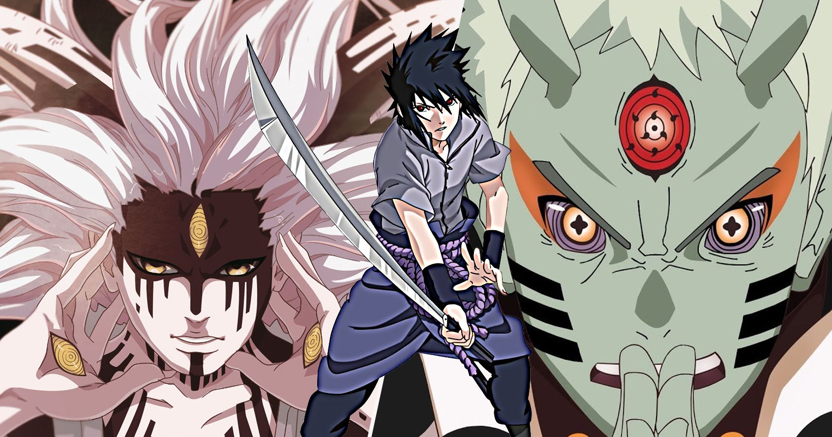 Naruto: 20 Characters That Are Stronger Than Sasuke | ScreenRant