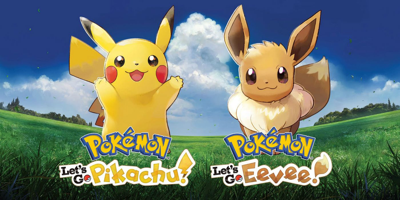 Pokemon Come On Pikachu And Pokemon Come On Eevee Revision Tech2
