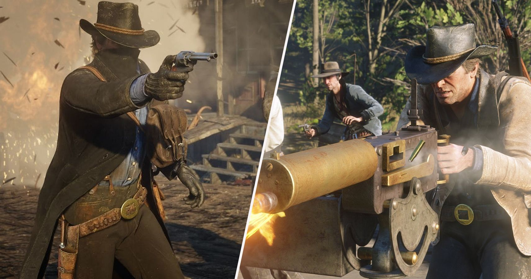 red dead redemption 2 25 weapons fans can unlock and how