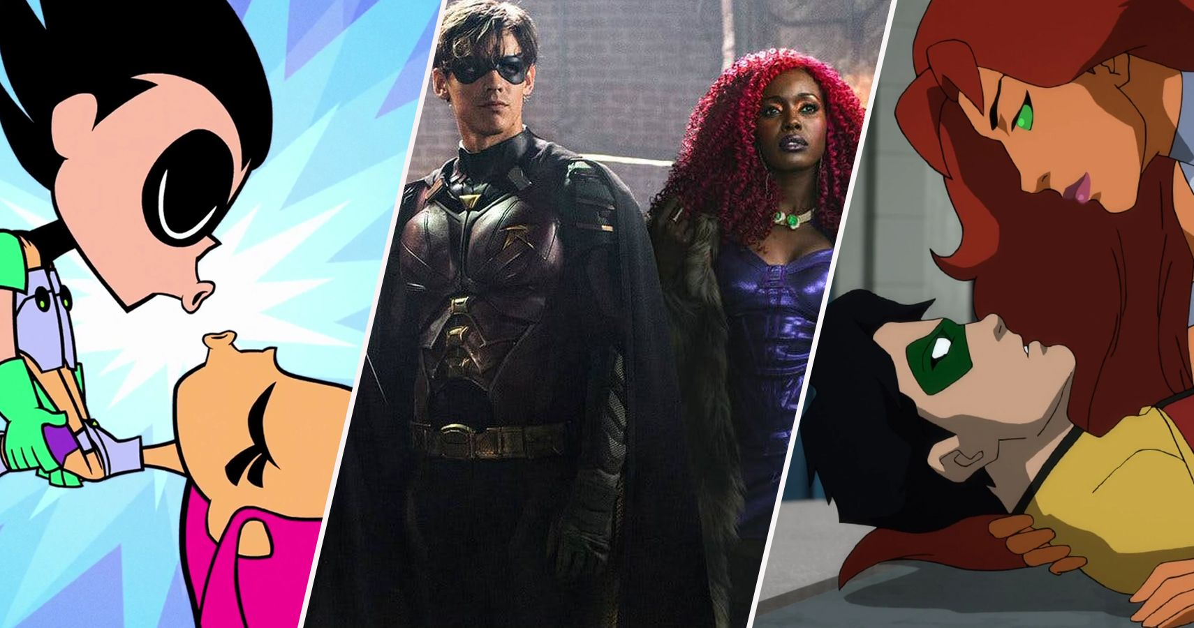Titans: 20 Strange Things About Robin And Starfire's
