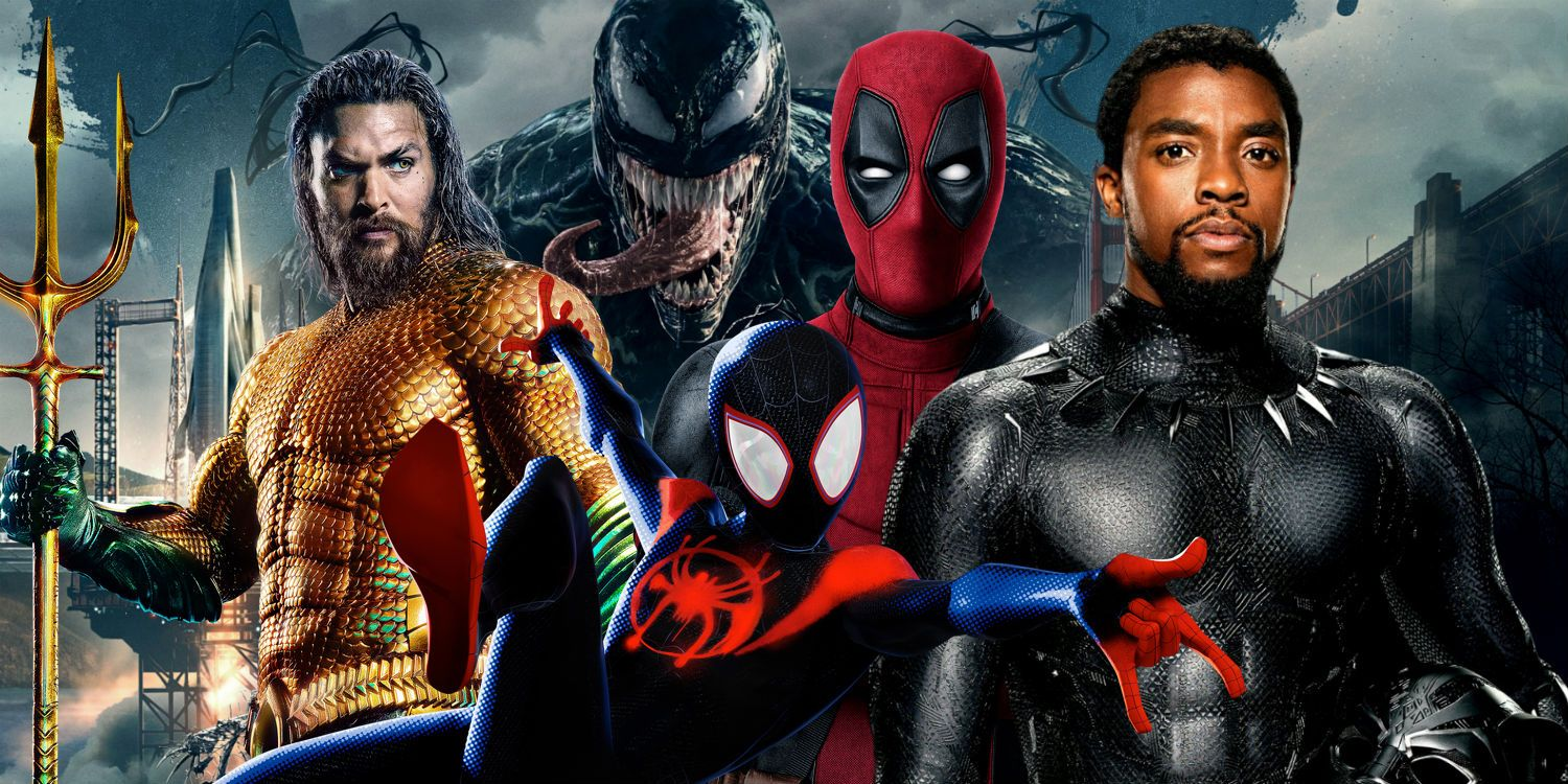 2018 Superhero Movie Tie In Songs Ranked From Worst To Best