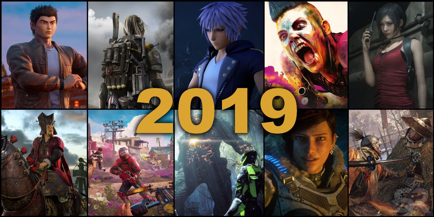 Upcoming Video Game Releases for 2019 - Metacritic