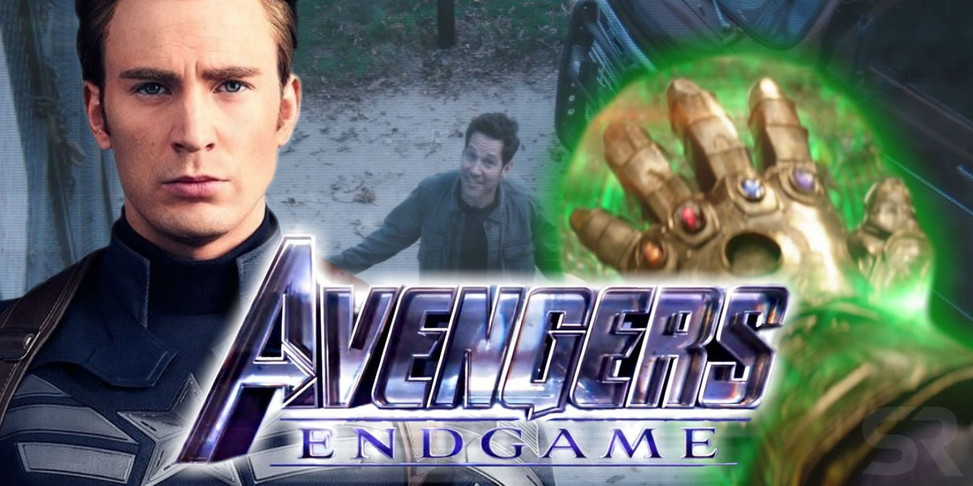 Avengers 4 Story Time Travel Hints In The Endgame Trailer
