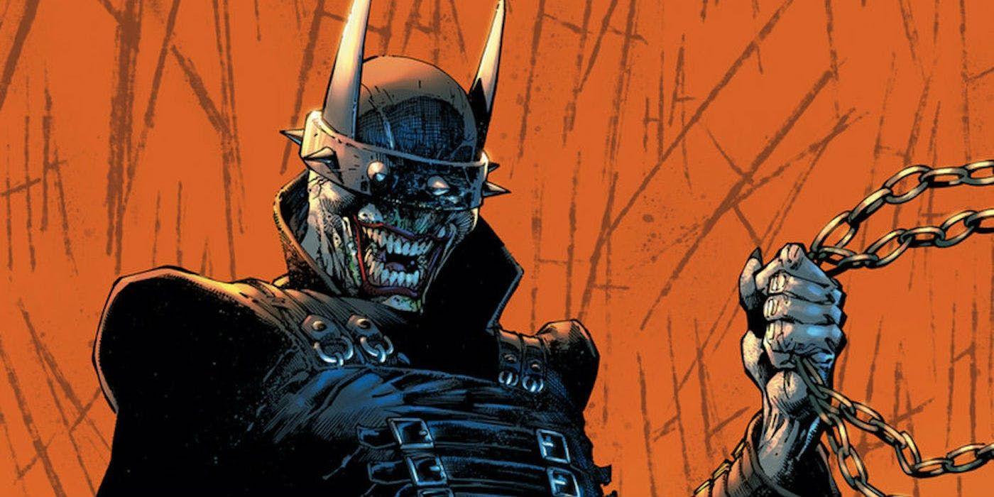 Resultado de imagem para batman who laughs animated series