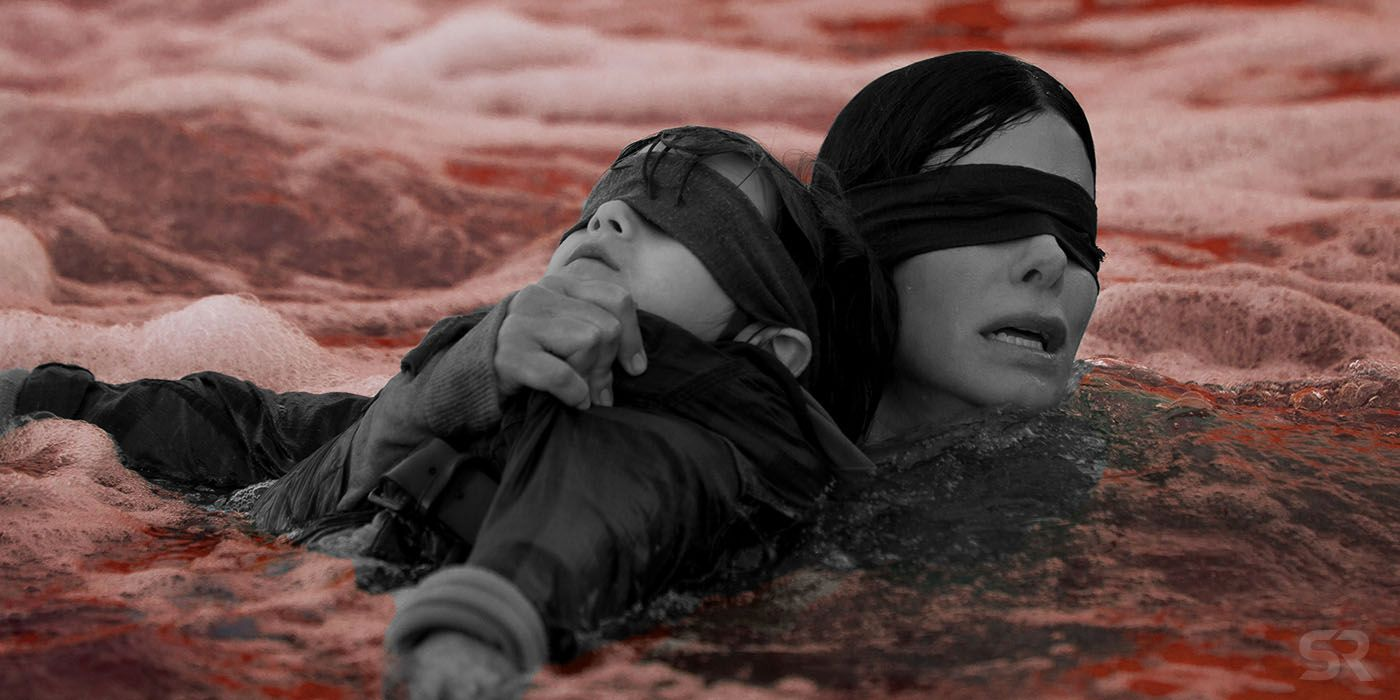 Bird Box Ending Monsters Explained Screenrant