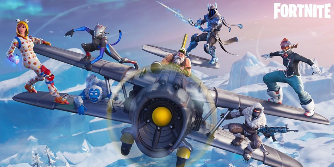 Fornite Season 7 Patch Notes: Everything You Need to Know
