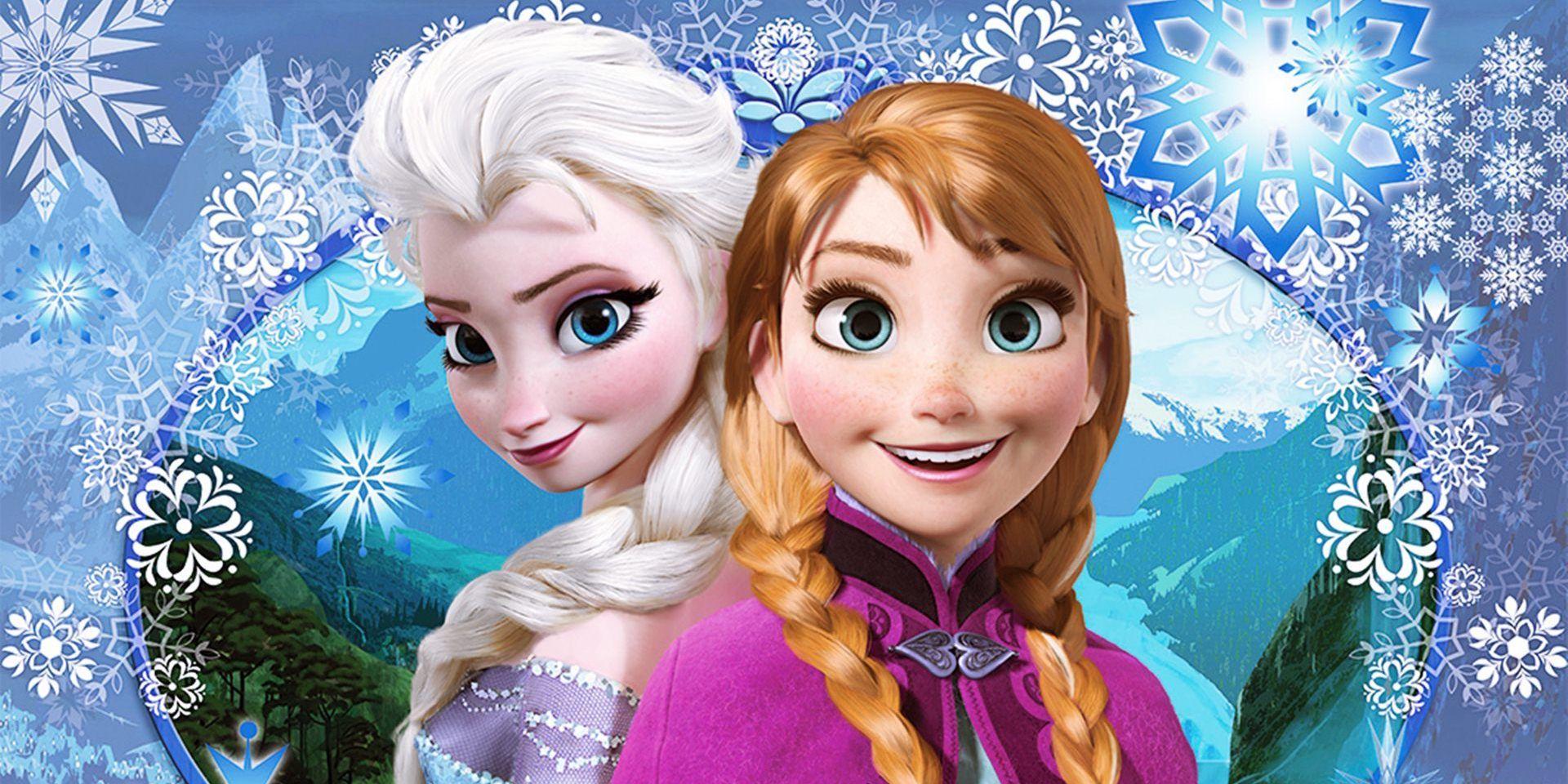 Ana Und Elsa