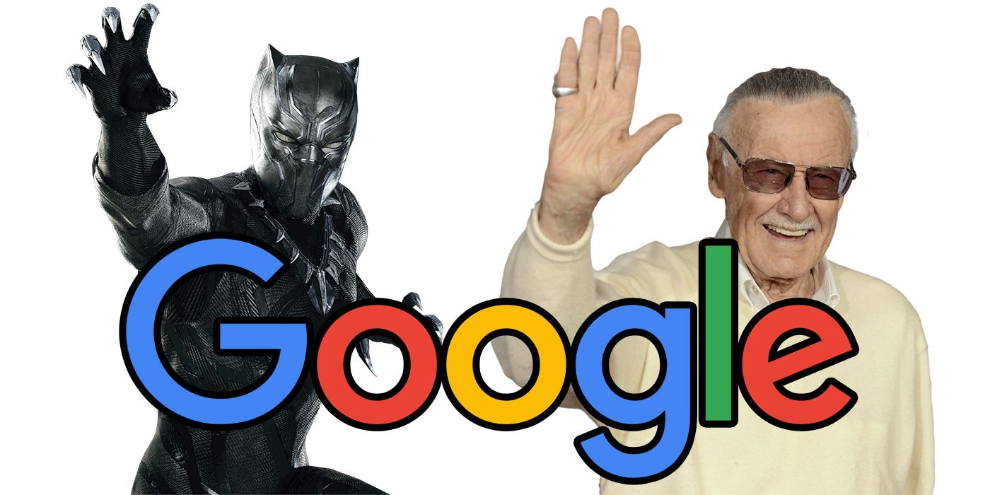Black Panther, Stan Lee Among Google's 2018 List of Top-Trending Searches