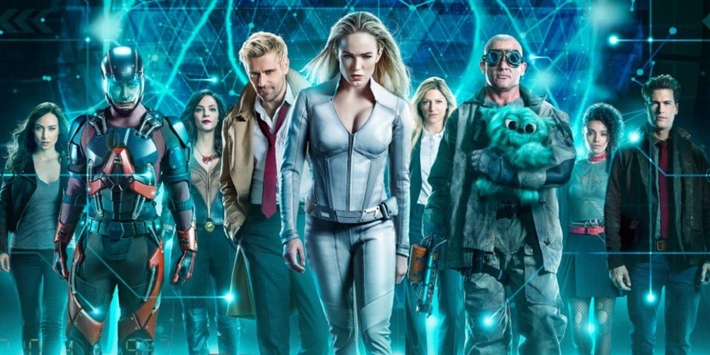 Legends of Tomorrow Producer Reveals Season 4 Finale Title