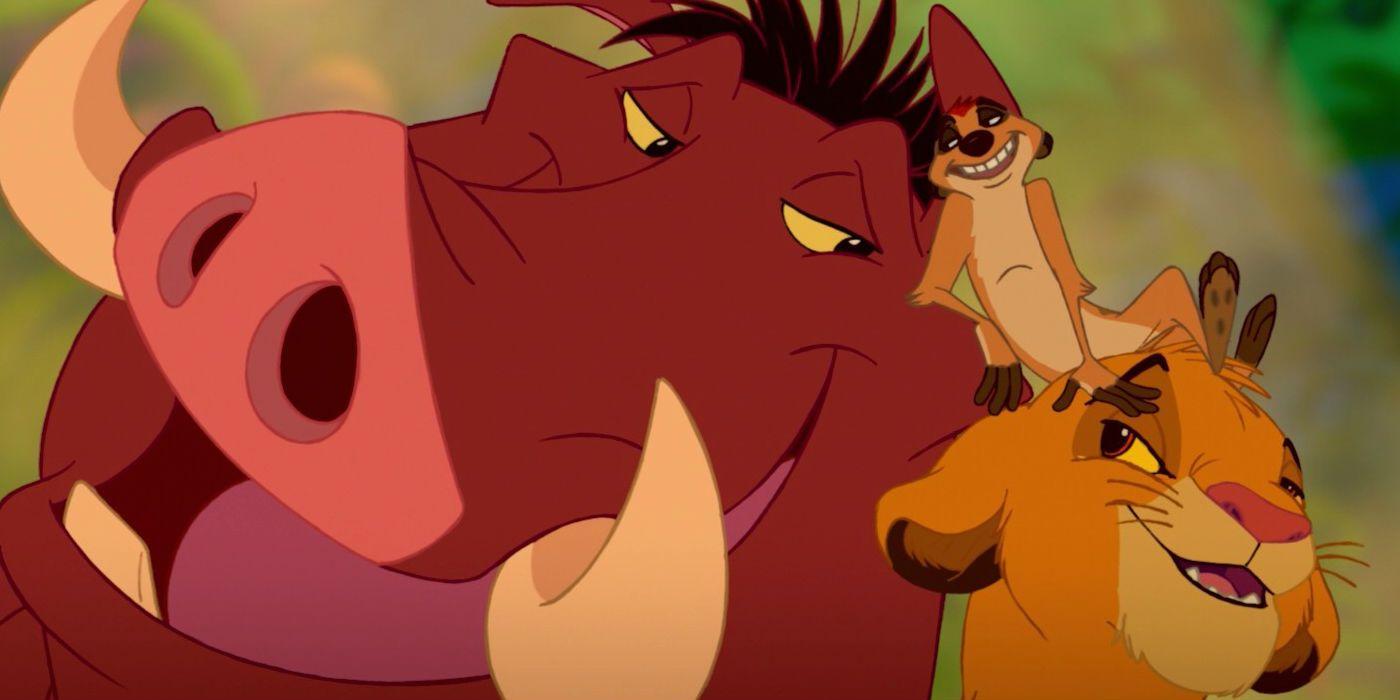 Lion King Disney Criticized For Hakuna Matata Trademark
