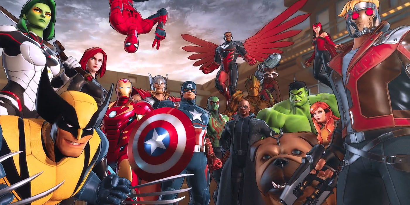 Marvel Ultimate Alliance 3 Announced as Nintendo Switch Exclusive