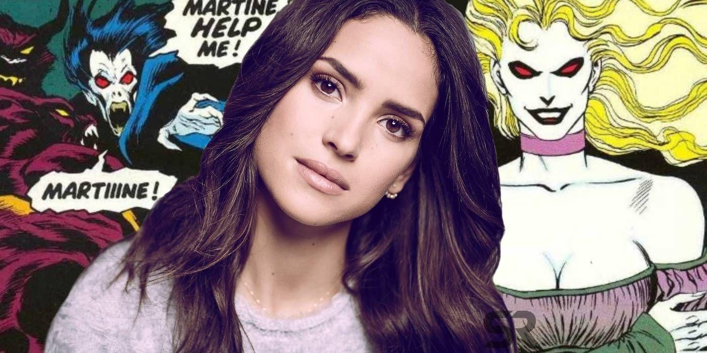 Adria Arjona in Talks to Join Morbius with Jared Leto