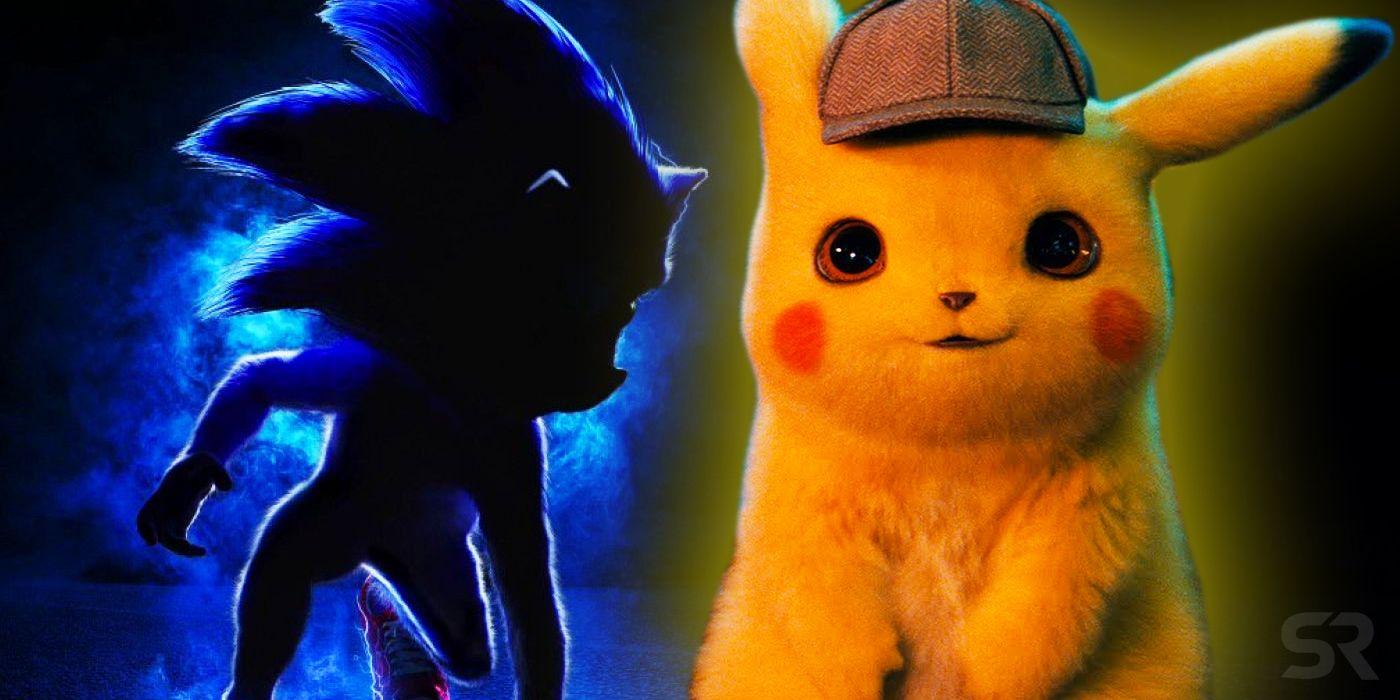 Sonics Movie Design Looks Worse Than Detective Pikachus Pokemon
