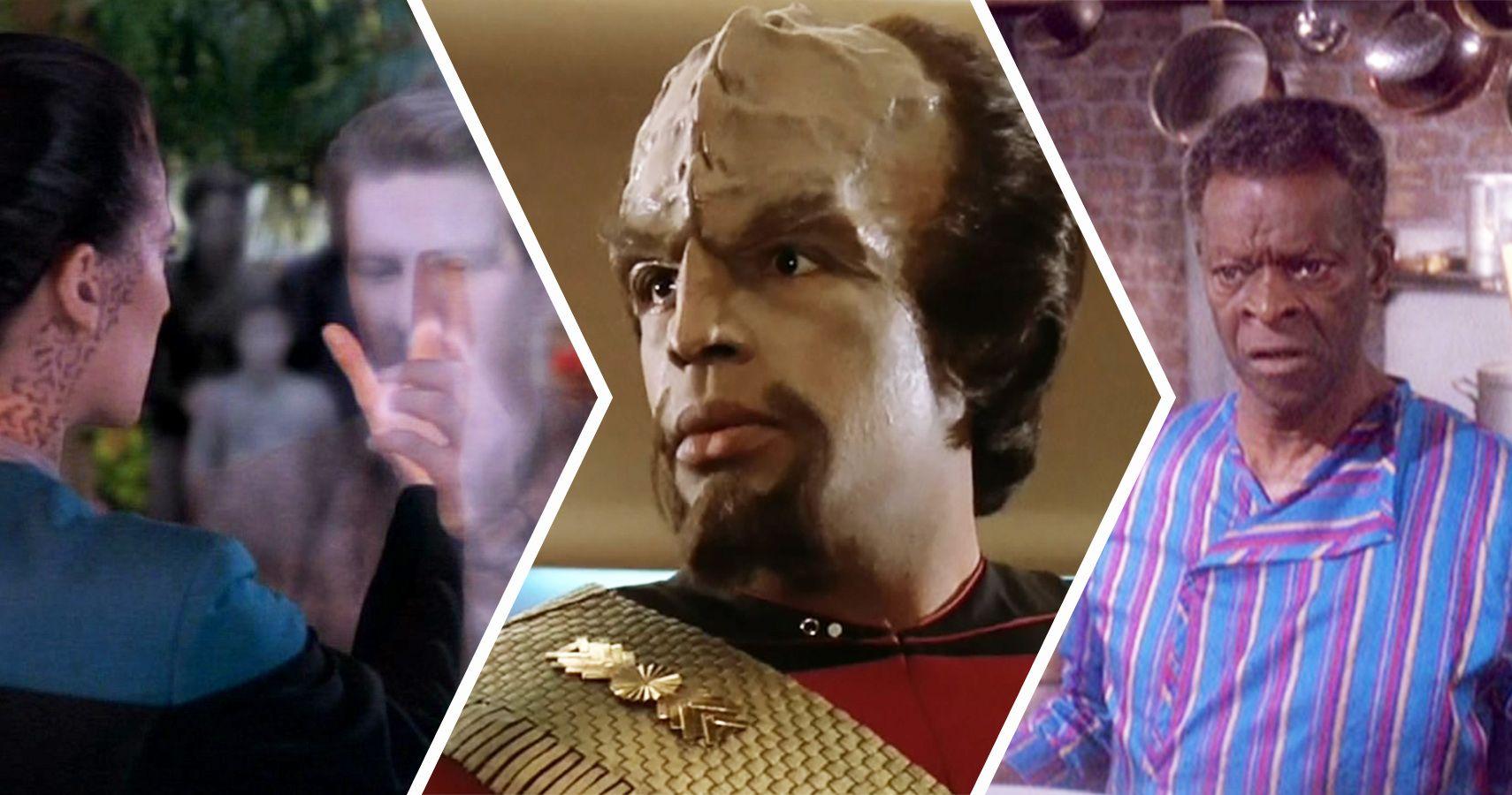Star Trek 20 Mistakes Fans Completely Missed In Deep Space Nine