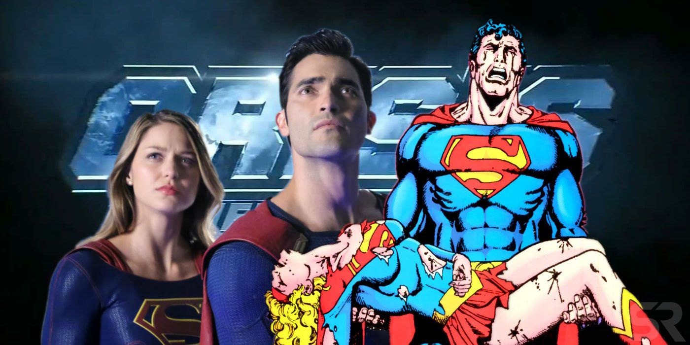 arrowverse crisis on infinite earths should kill superman not