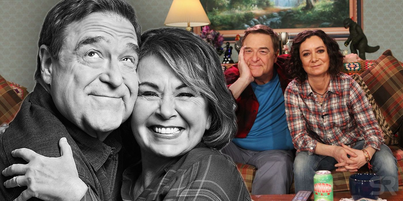 Roseanne Blames Co-Star Sara Gilbert for Revival Firing & Cancellation