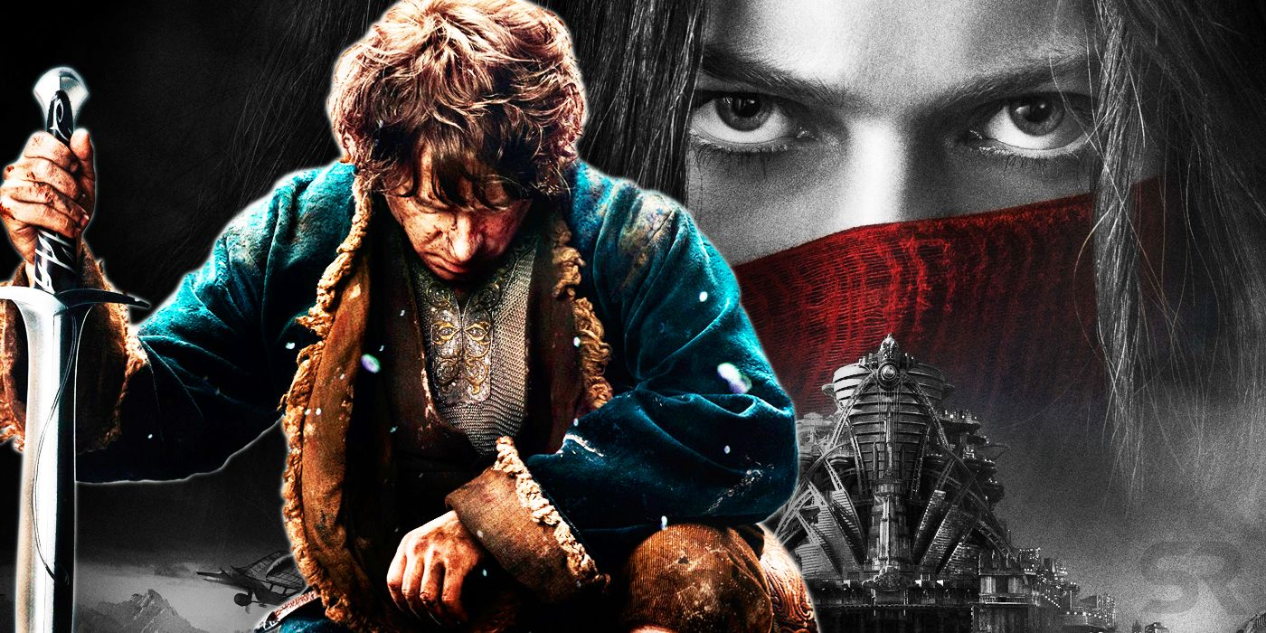 "Mortal Engines & The Hobbit Made The Same Mistakes - Why Is Only One Called A ""Failure""?"