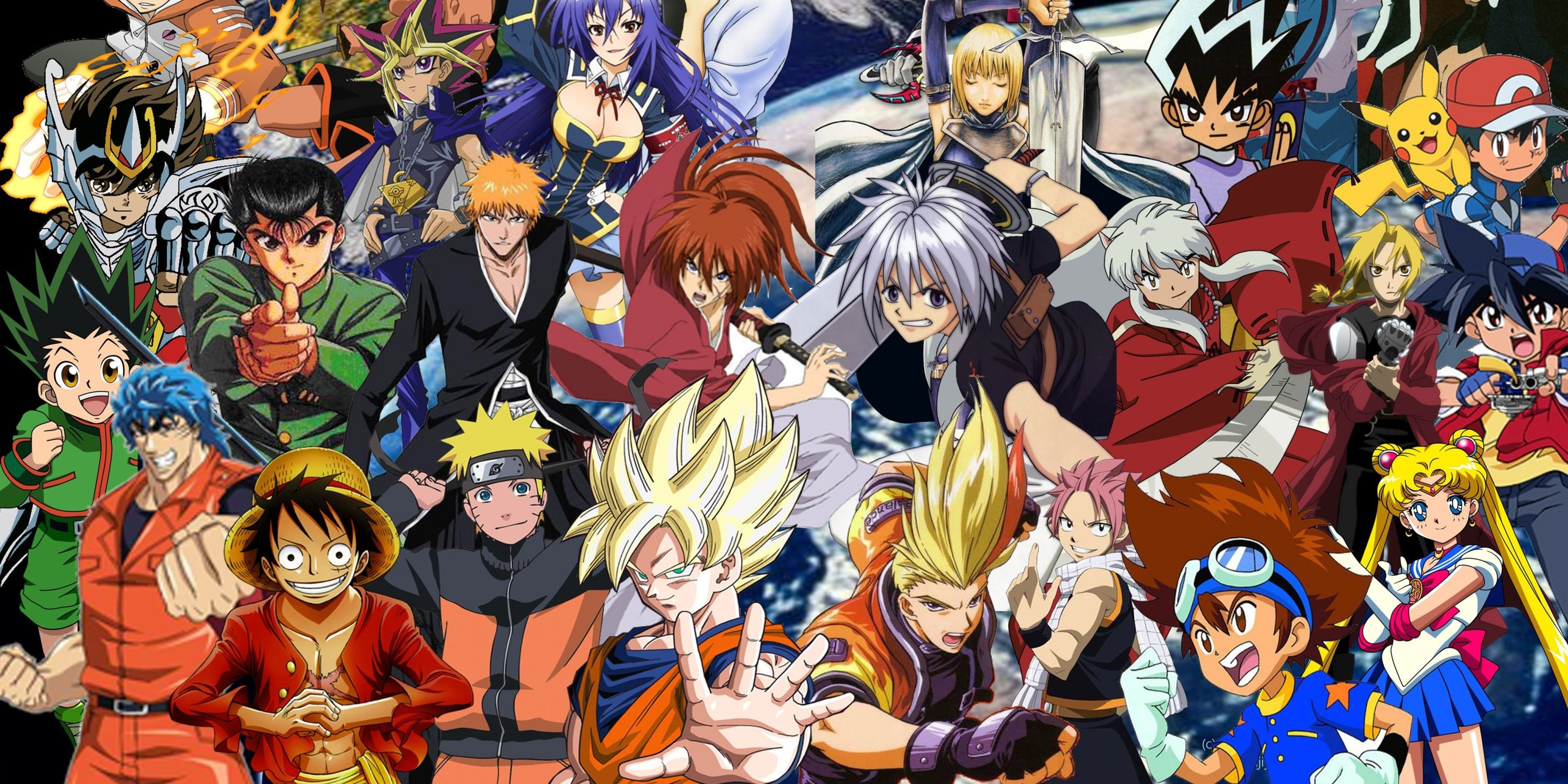 25 of the strongest anime characters officially ranked