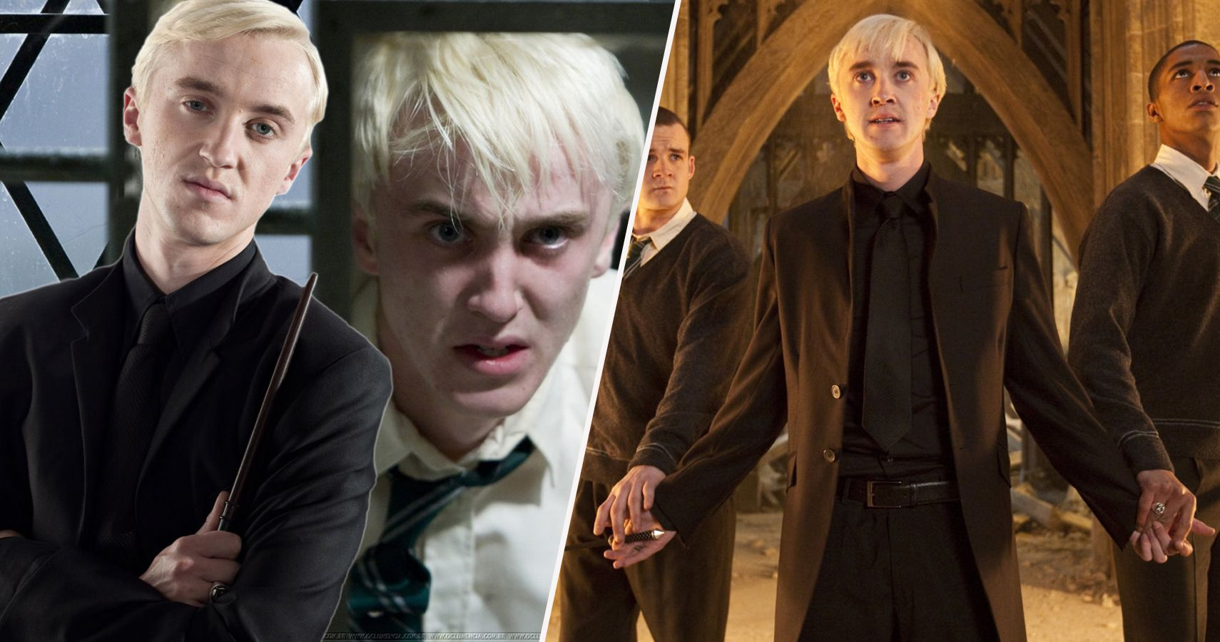 Harry Potter: 20 Things Wrong With Draco Malfoy We All Choose To Ignore