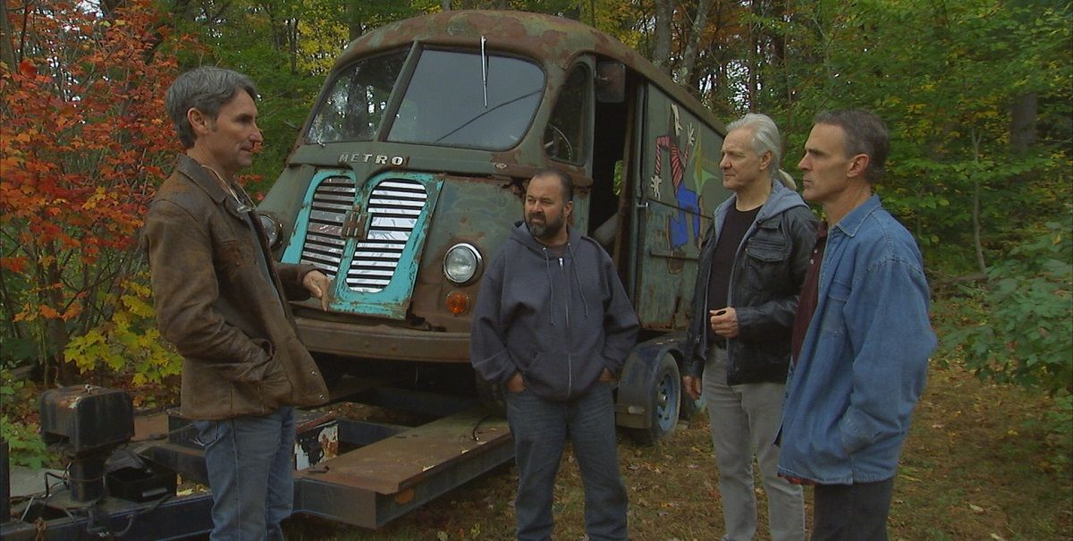 10 Coolest Things Found On American Pickers   ScreenRant