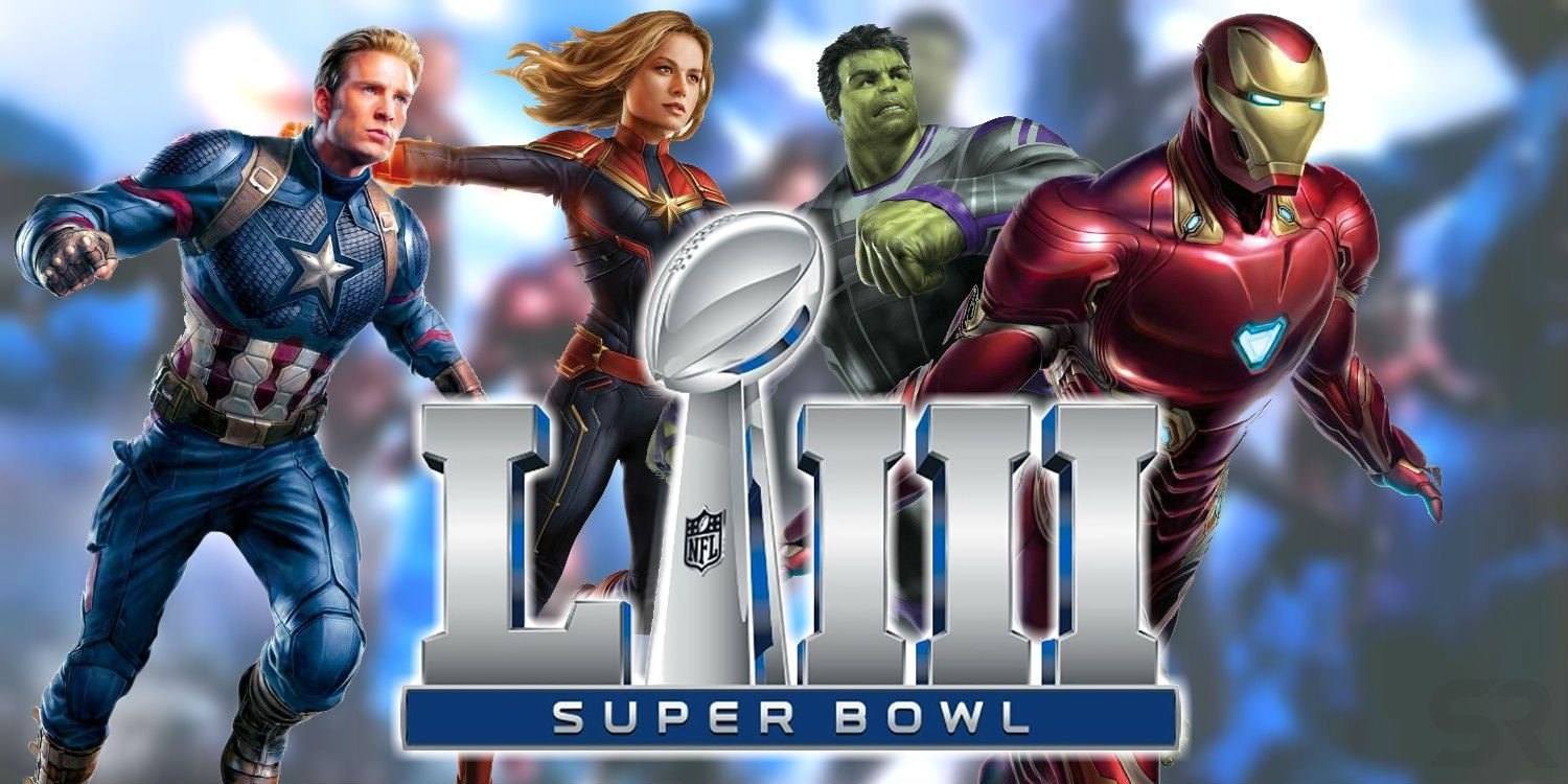 screenrant.comWill Avengers: Endgame Get A Trailer At The Super Bowl?