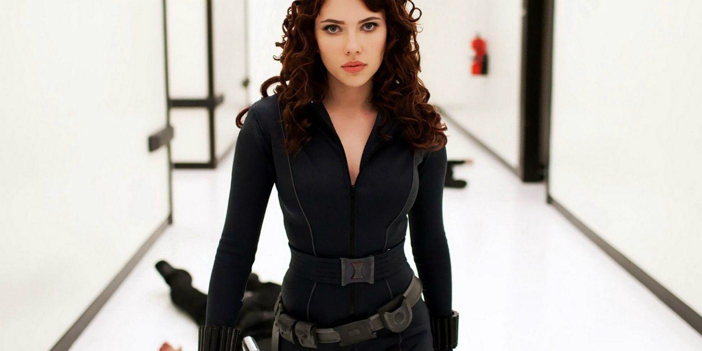 Rumor: Marvel Studios' Black Widow Solo Movie Considered R-Rating