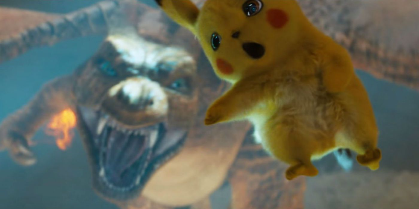 Rumor detective pikachu 39 s secret villain is an iconic pok mon - Image pikachu ...