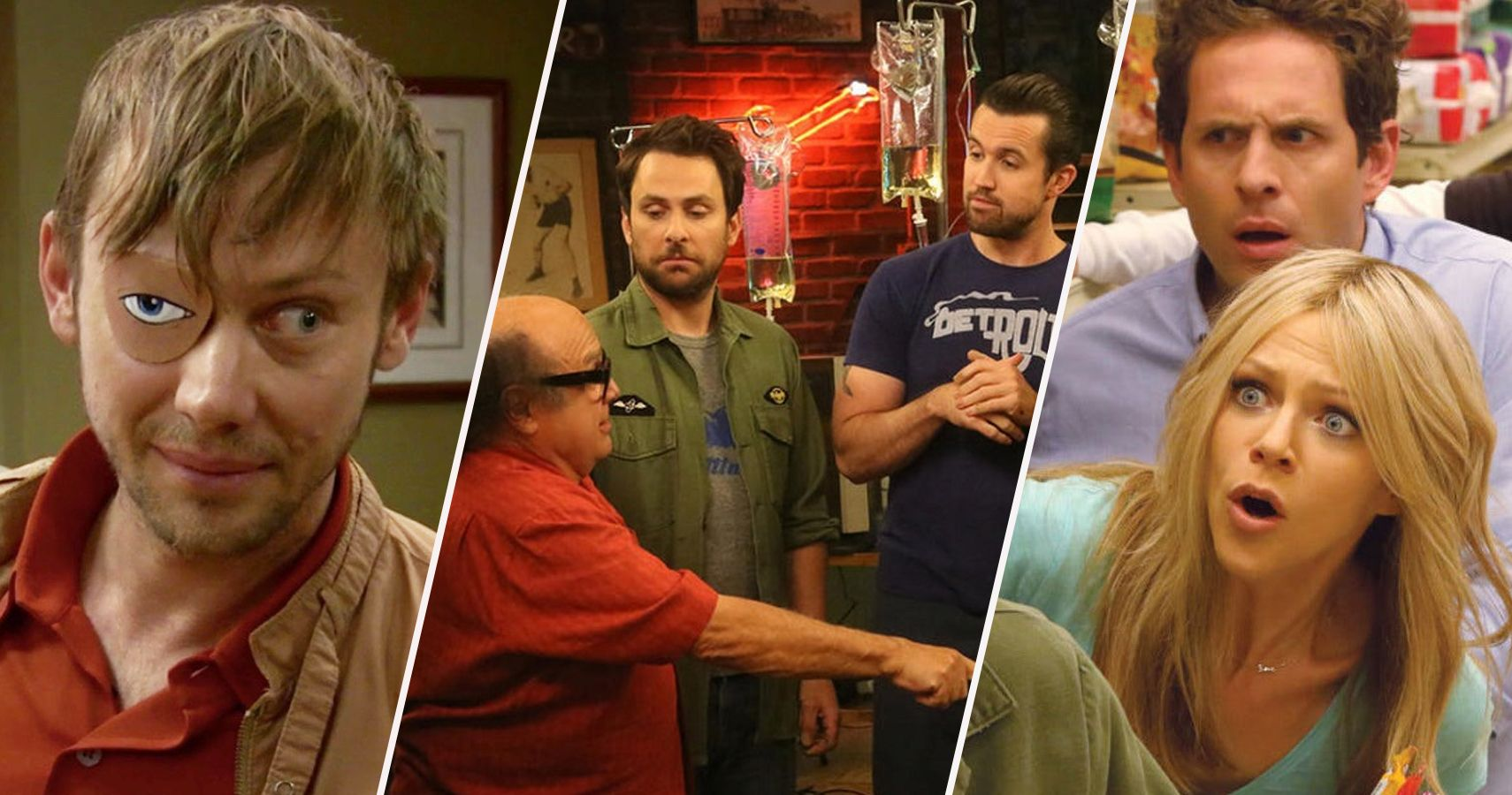 25 Mistakes Only True Fans Noticed In Its Always Sunny In Philadelphia