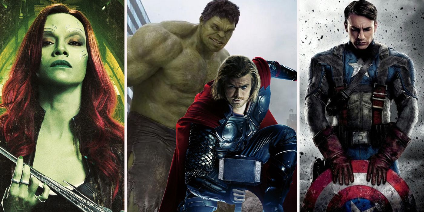 15 Most Powerful (And 15 Weakest) Superheroes In The MCU