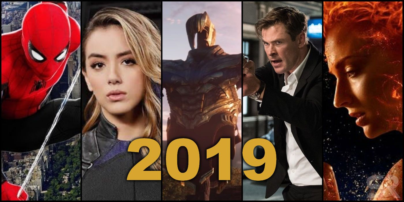 Every Marvel Movie & TV Show Coming In 2019 | Screen Rant