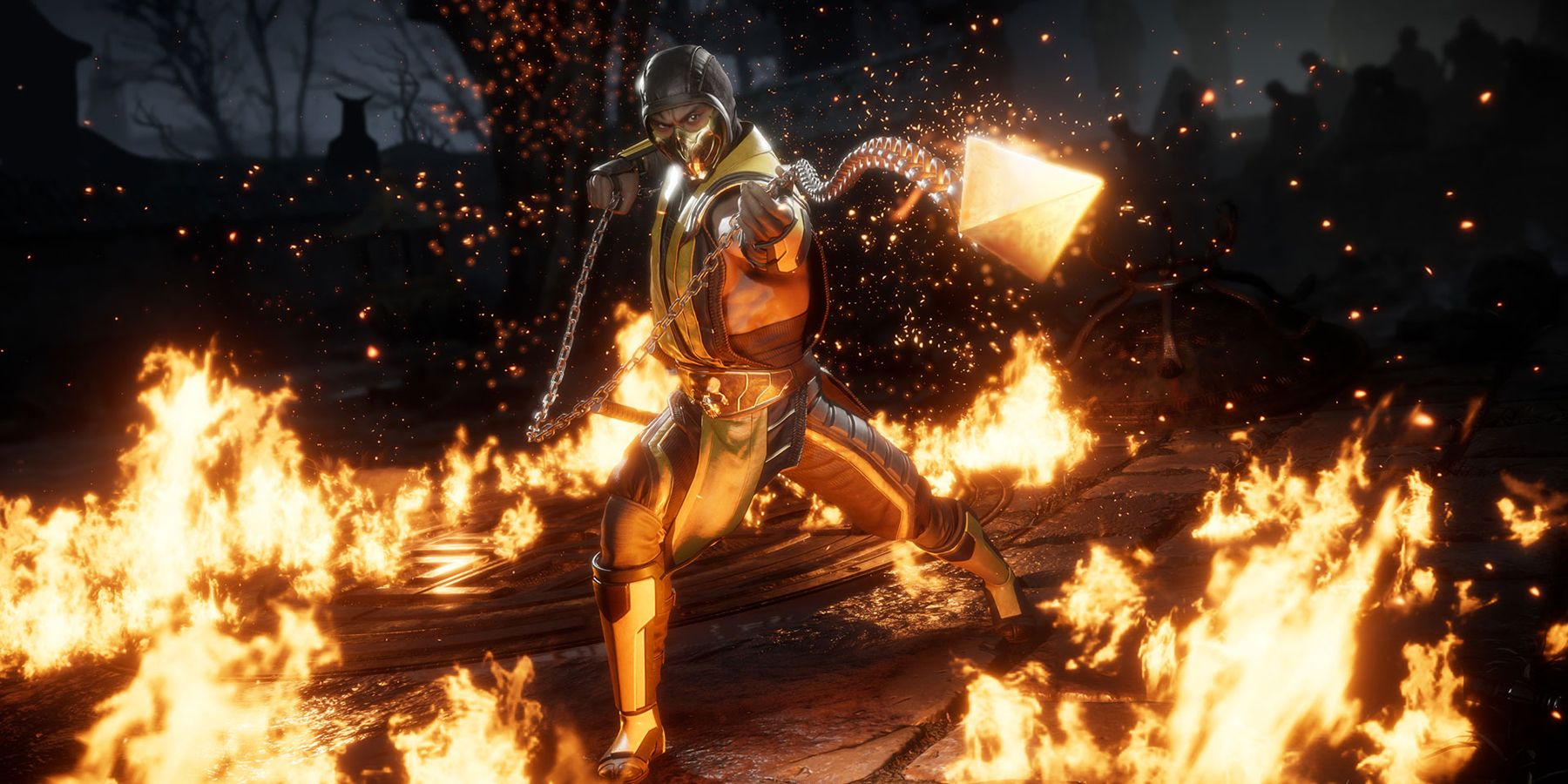 Mortal Kombat Movie Will Be R-Rated & Include Fatalities