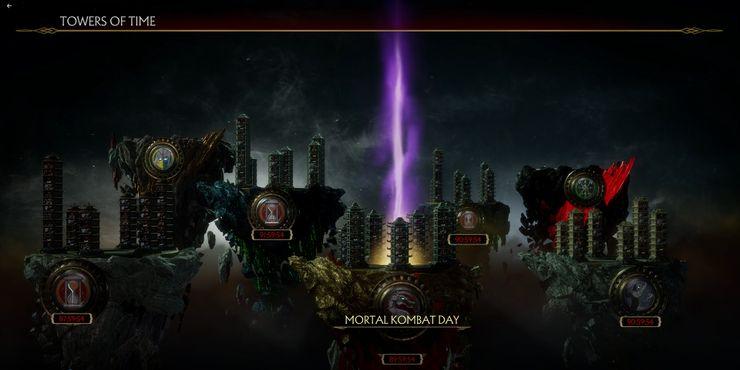 Mortal kombat tag assist towers