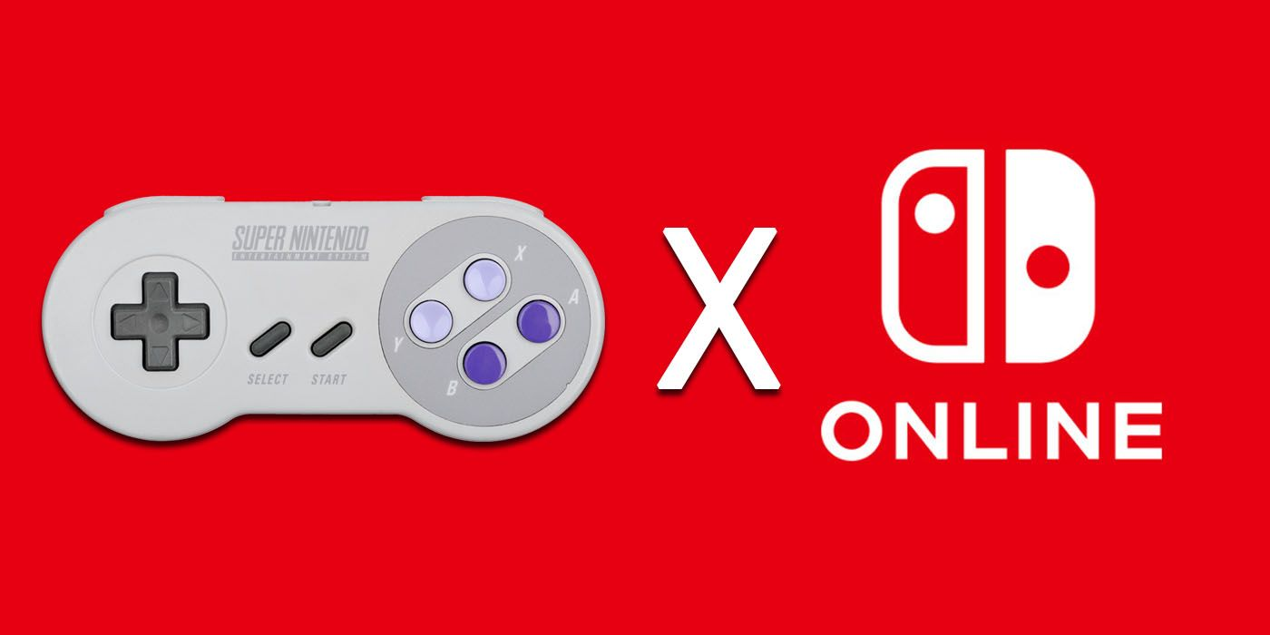 Nintendo Switch Gets SNES Games As Part Of Online Service