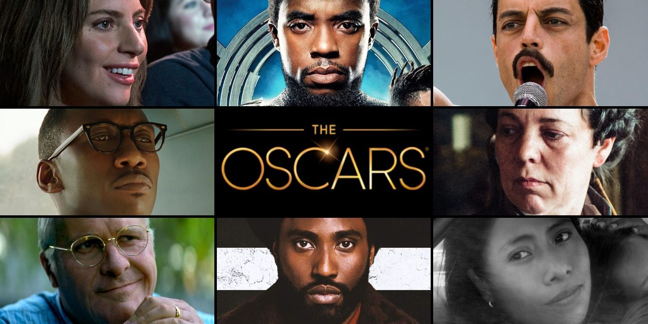 2019 Oscar Nominations Best Picture Oscars 2018: How To Watch the Best Picture Nominees | ScreenRant
