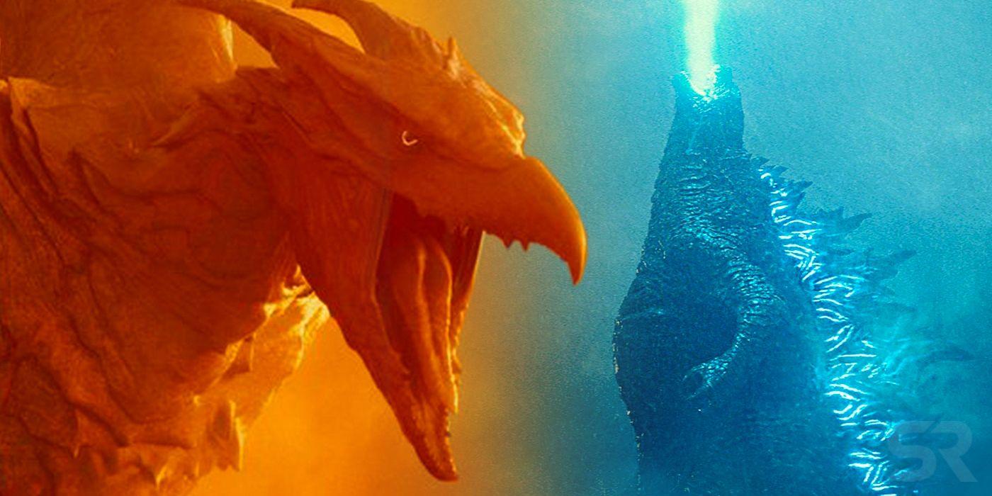 Godzilla vs. Rodan Battle Confirmed By King of the ...