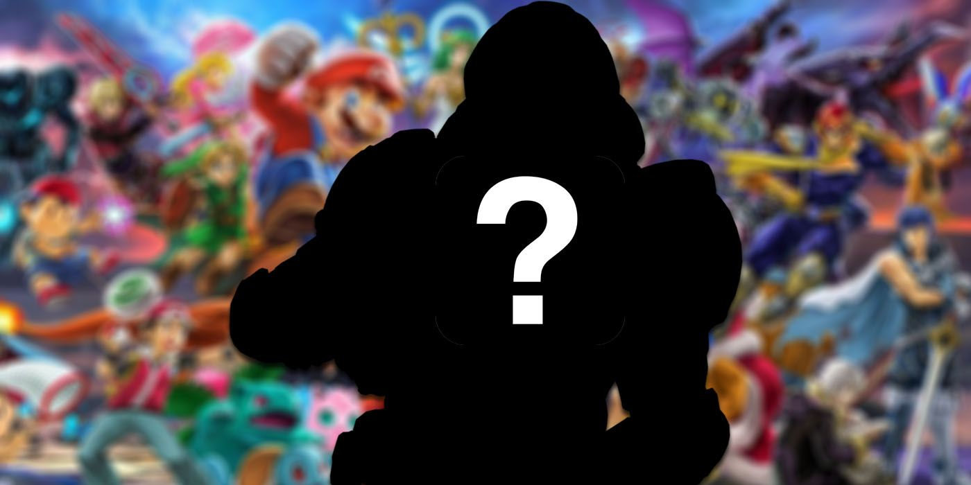 Super Smash Bros  Ultimate's Entire DLC Character Lineup Leaked?