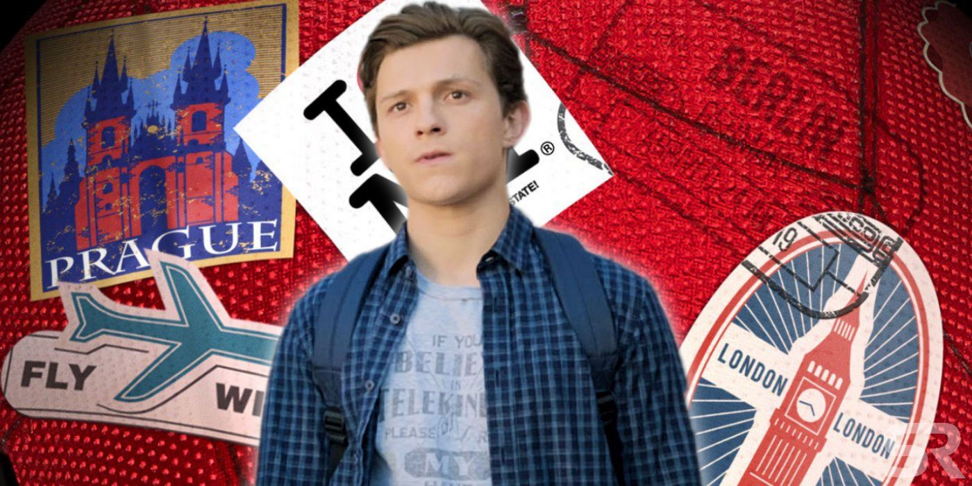 Every European Location Peter Parker Visits In Spider-Man: Far From Home