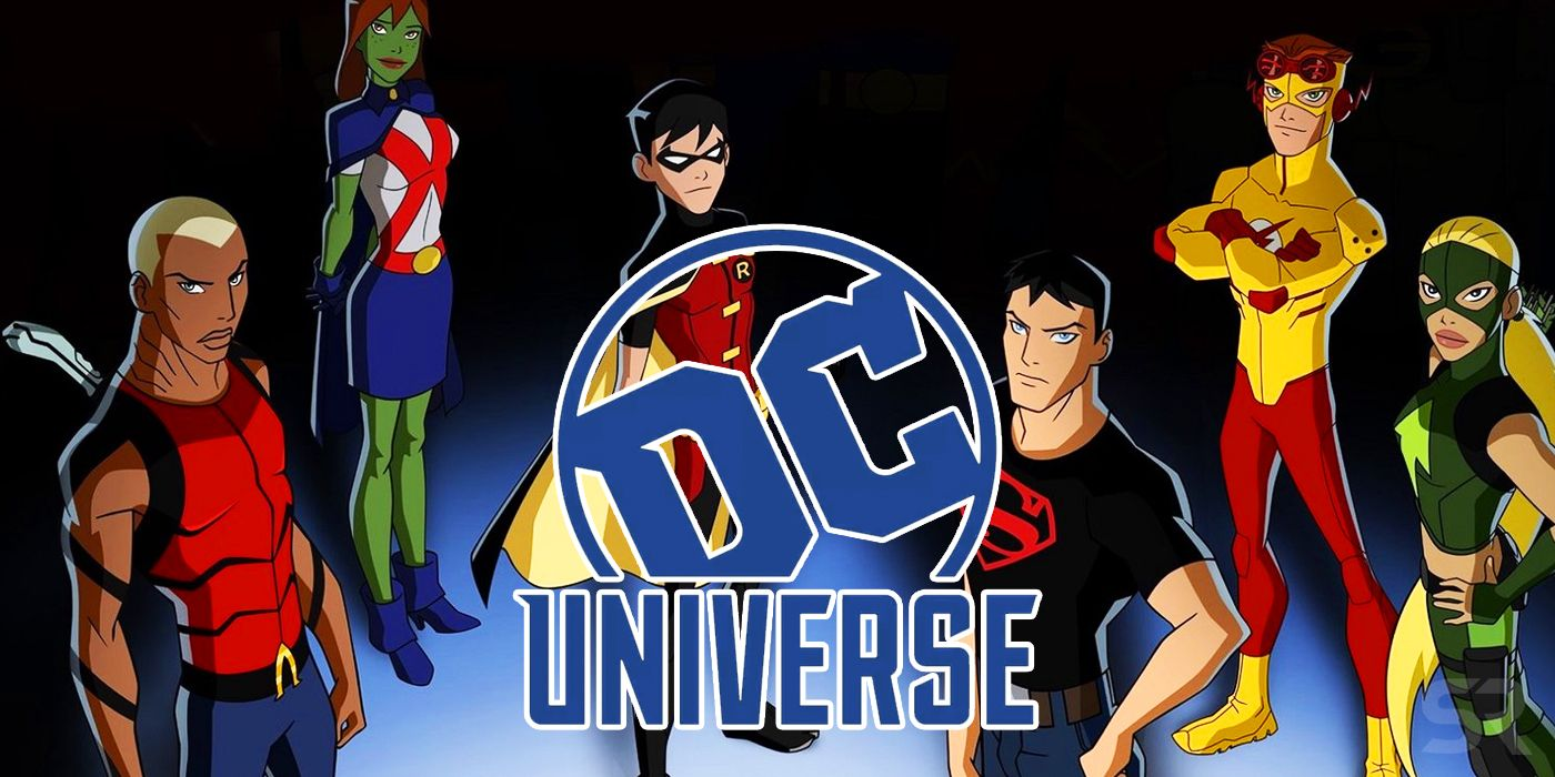 Young Justice Season 3: DC Universe Release Times & How To Watch Online
