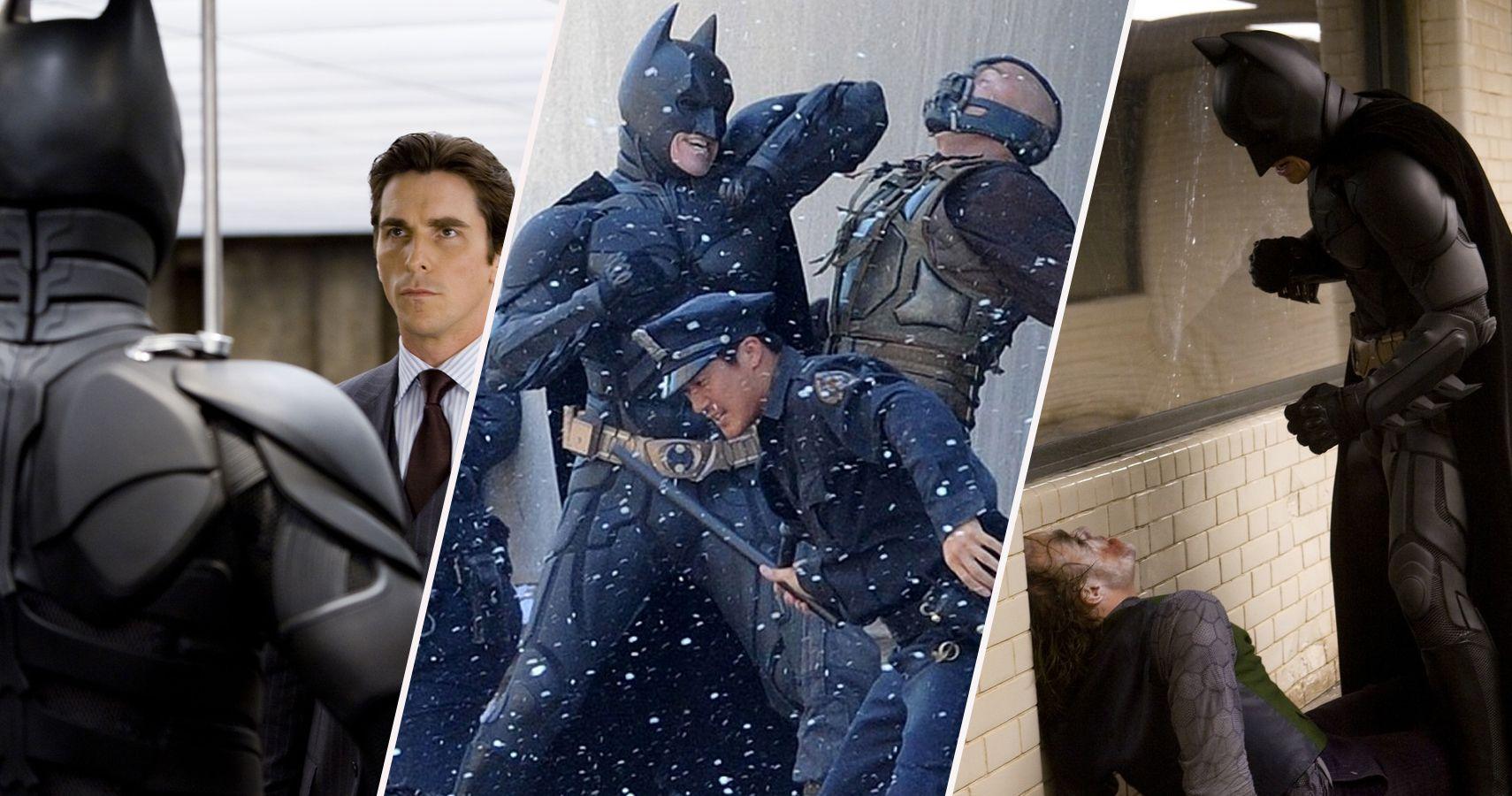 20 Wild Details Behind Christian Bale's Batman That Fans Should Know