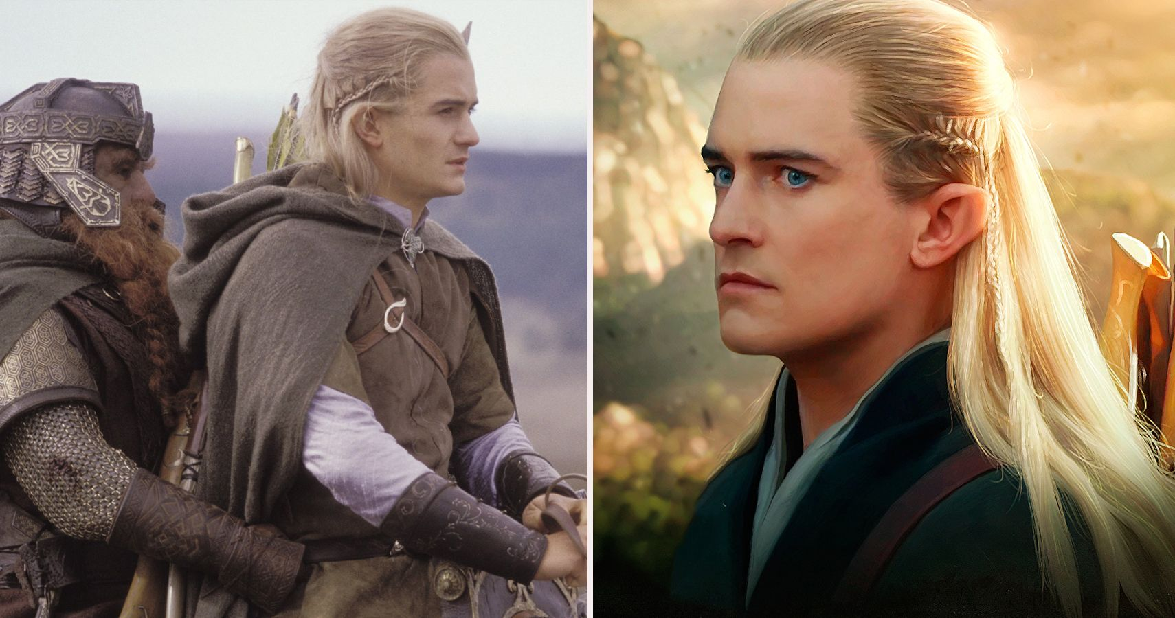 Lord Of The Rings: 20 Things Wrong With Legolas We All ...