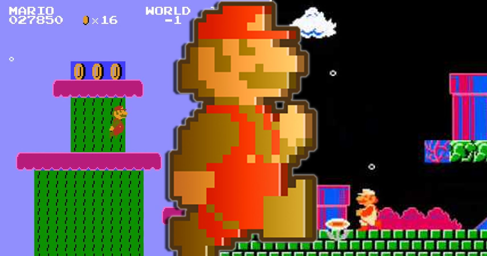 20 Hidden Details In The Original Super Mario Bros  That Only Super