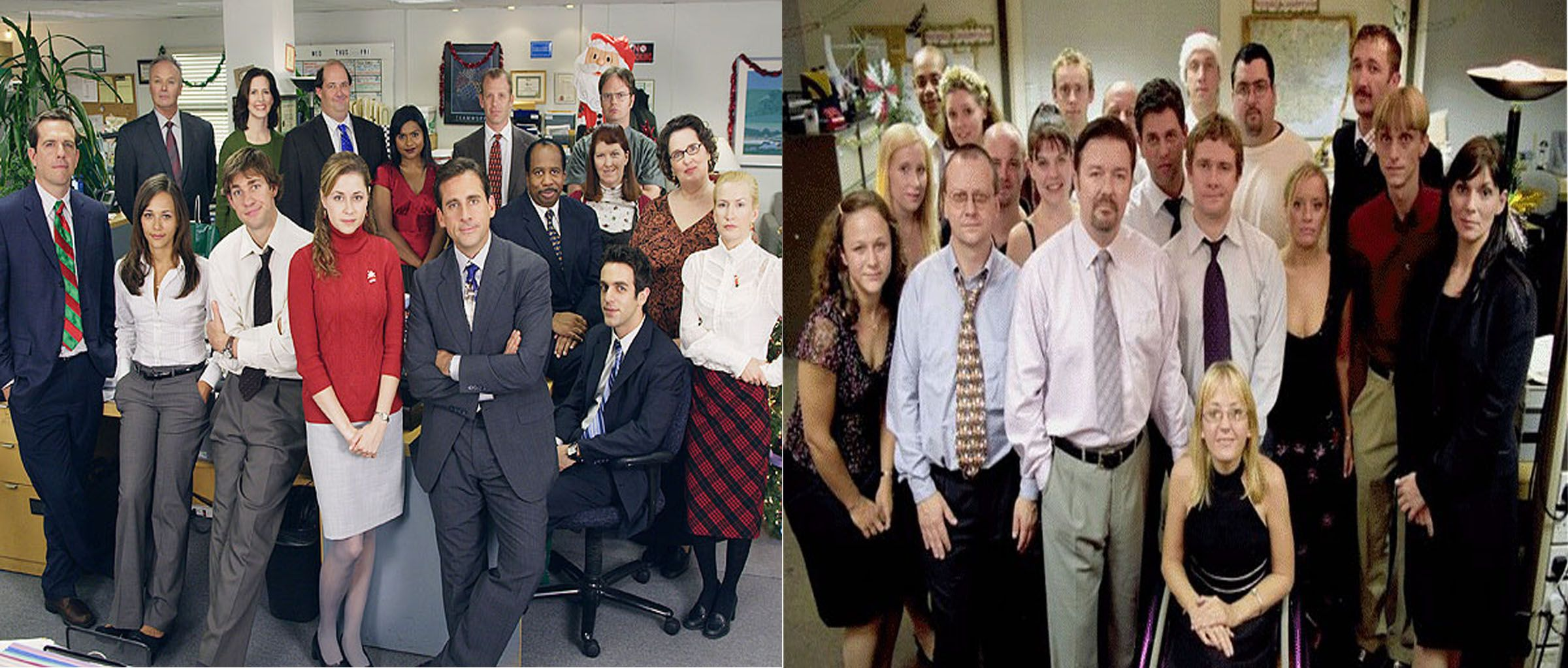 People Have Voted The Office UK Is Better Than The US Version
