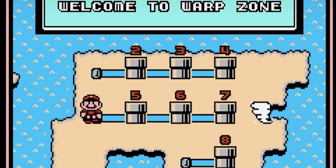 TV and Movie News 25 Awesome Areas In Super Mario Bros 3
