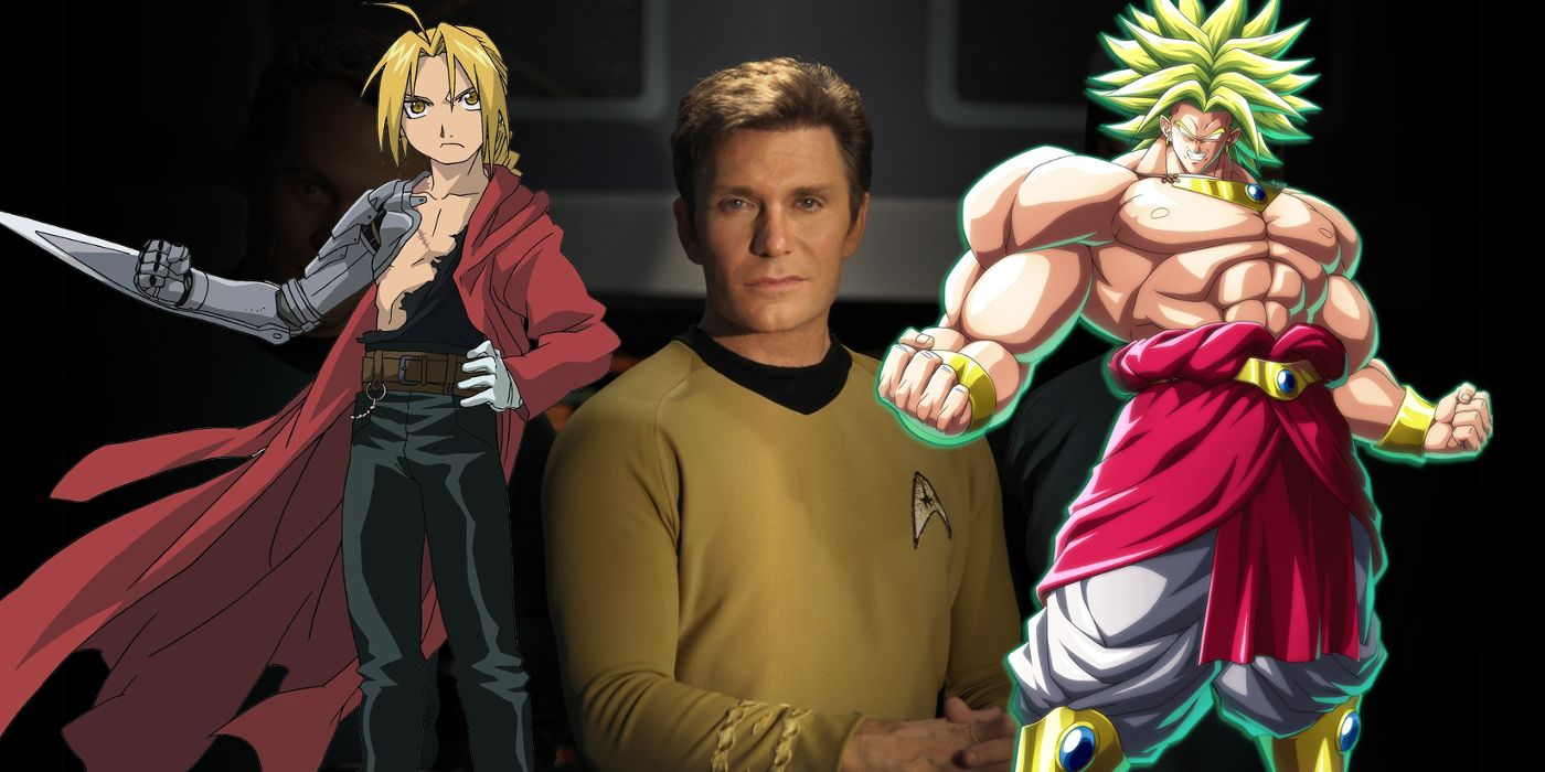 Anime Voice Actor Vic Mignogna Accused Of Sexual Harassment