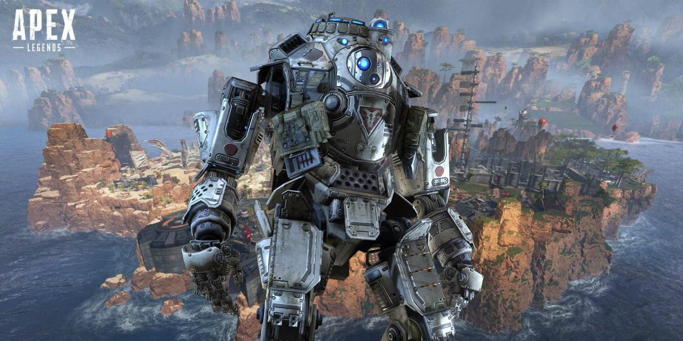 Apex Legends Leak Reveals Titans, Wall Running, New Modes