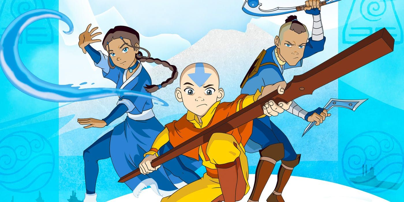 Image result for Avatar: The Last Airbender
