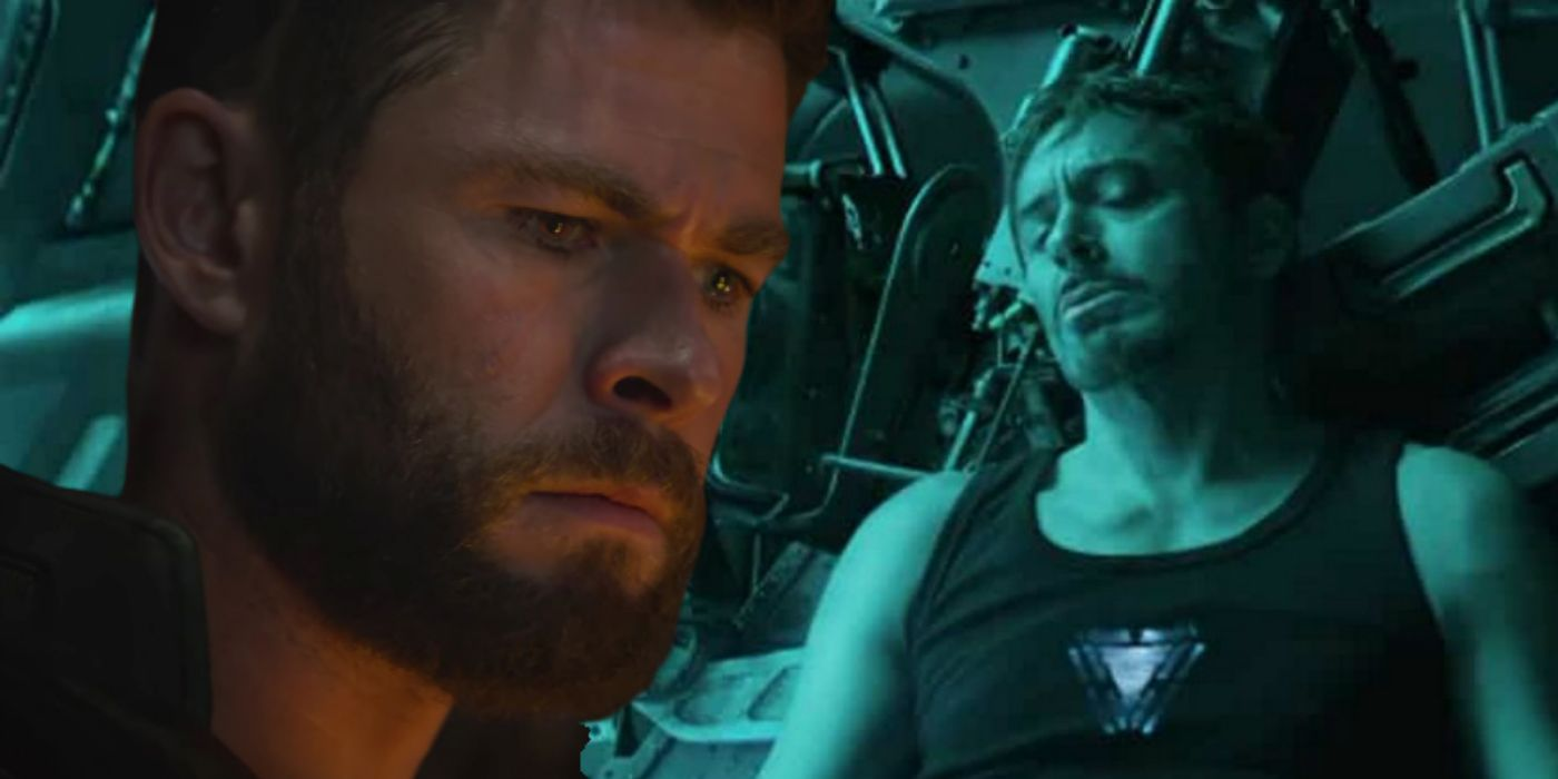 Avengers: Endgame — Why Iron Man Really Stopped Thor From Doing The Snap